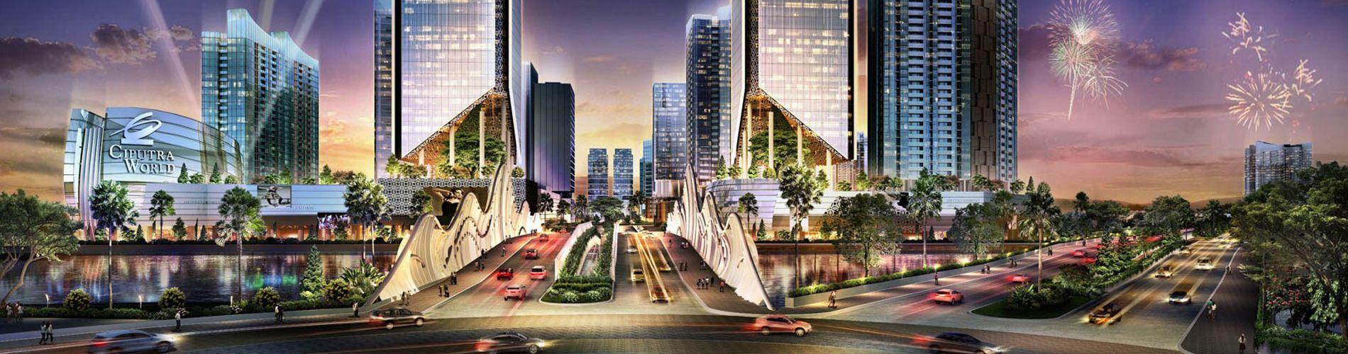 Komersial Business Park - Citraland City Losari di Makassar