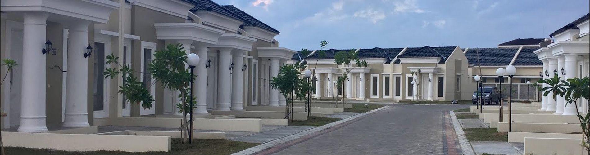 Residensial Green River View Tanjung Bunga di Makassar