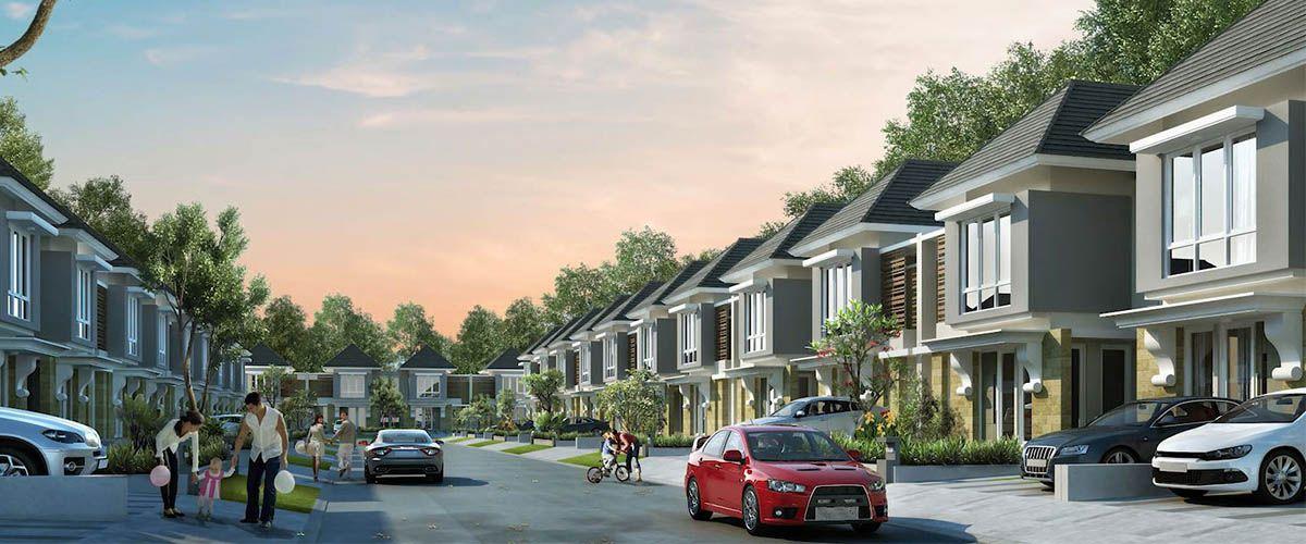 Residensial & Komersial Citraland BSB City di Semarang
