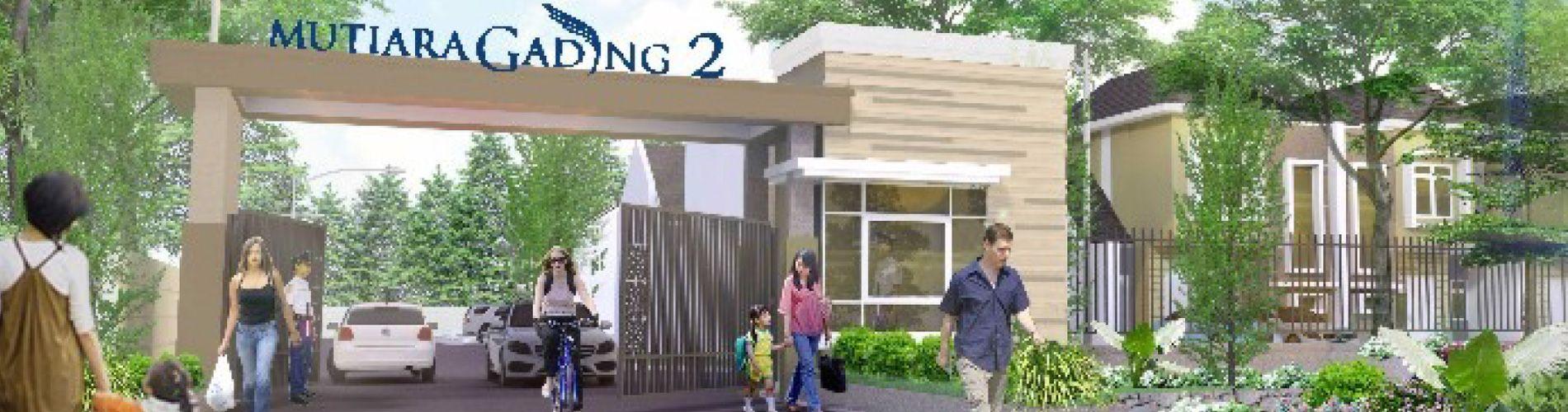 Residensial Mutiara Gading 2 di Makassar