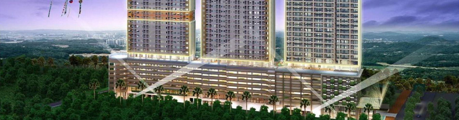 Residensial B Residence Apartemen di Tangerang Selatan