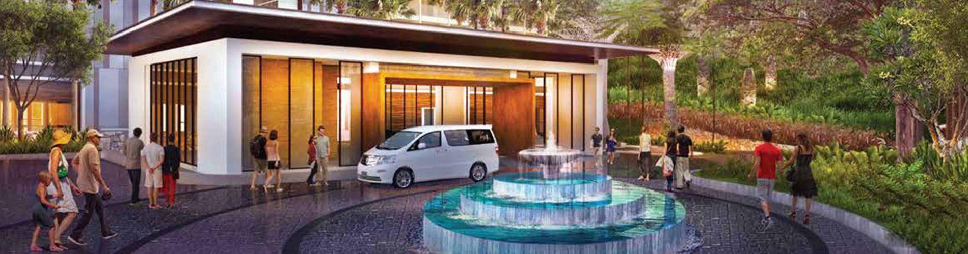 Residensial Amarsvati Resort Condotel & Villas di North Lombok
