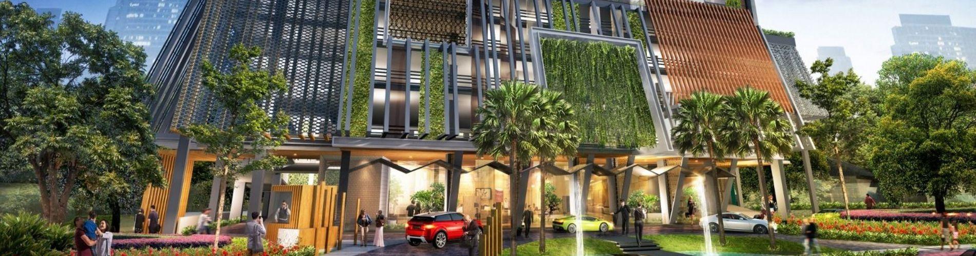 Residensial The Padmayana Apartemen  di Jakarta Selatan