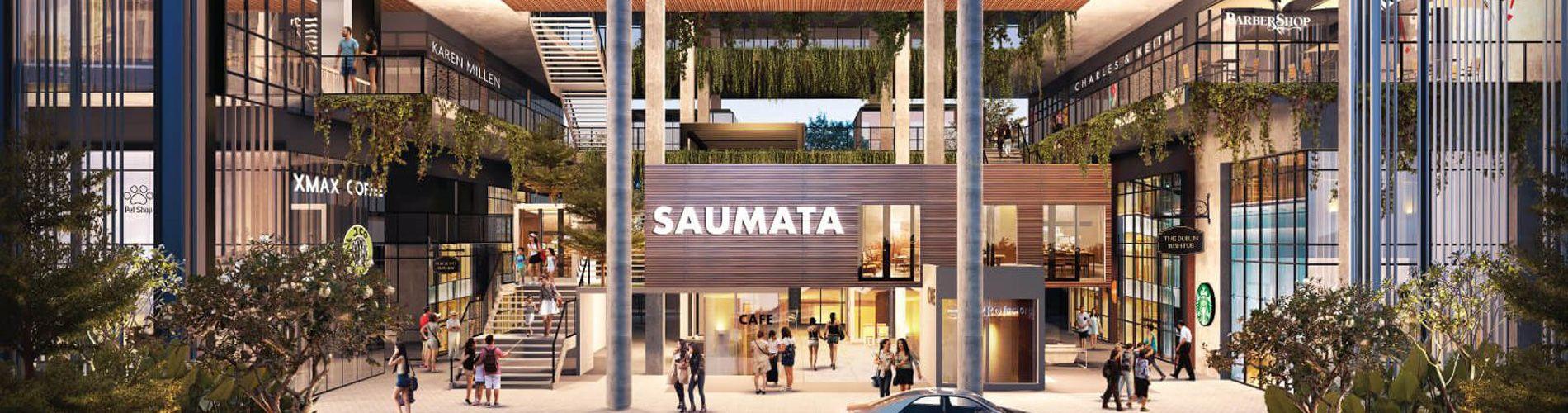 Residensial Apartemen Saumata Premier di Tangerang Selatan