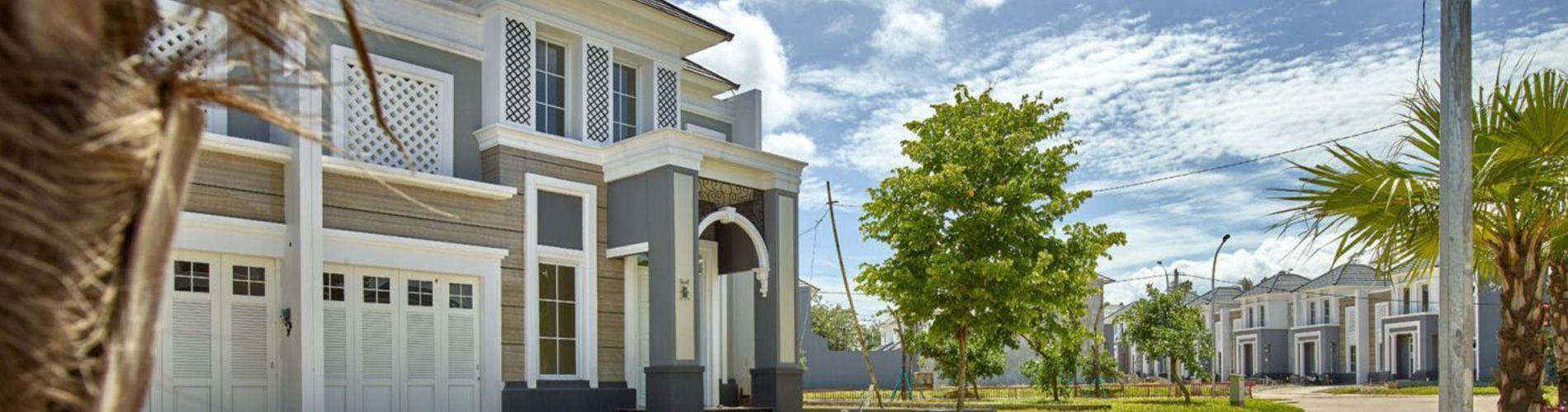 Residensial & Komersial CitraLand Puri Serang di Serang