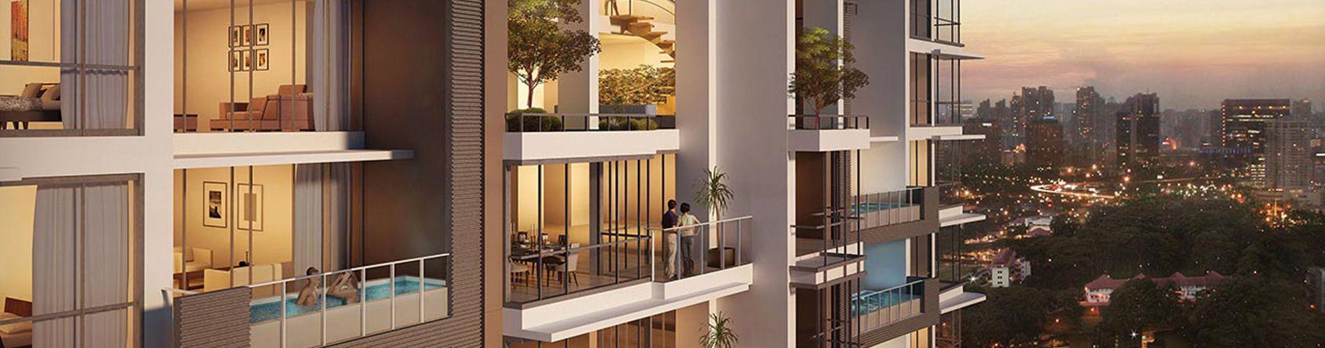 Residensial St. Moritz Penthouse & Residence di Jakarta Barat