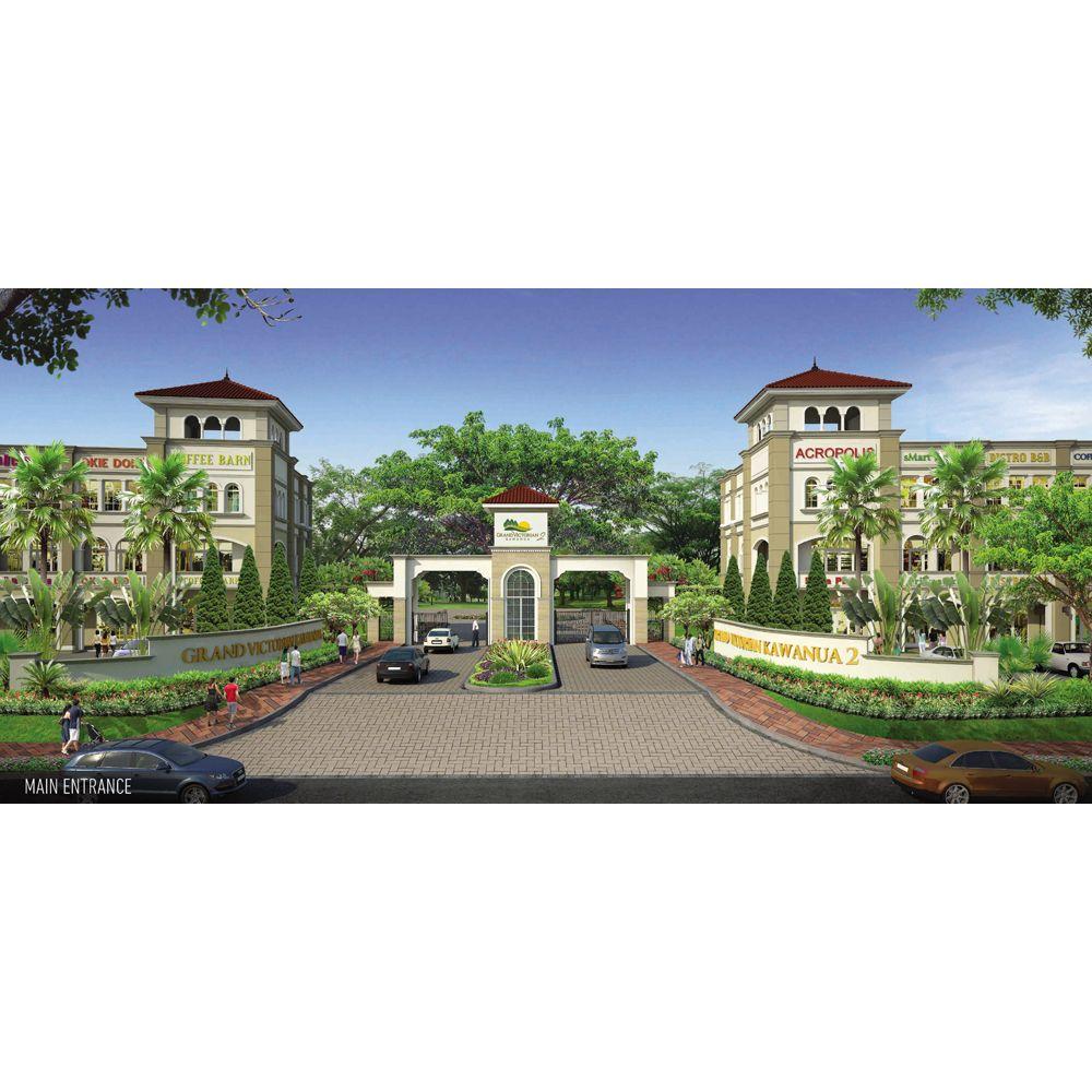Residensial GKIC – Grand Victorian Tipe Birmingham di Manado