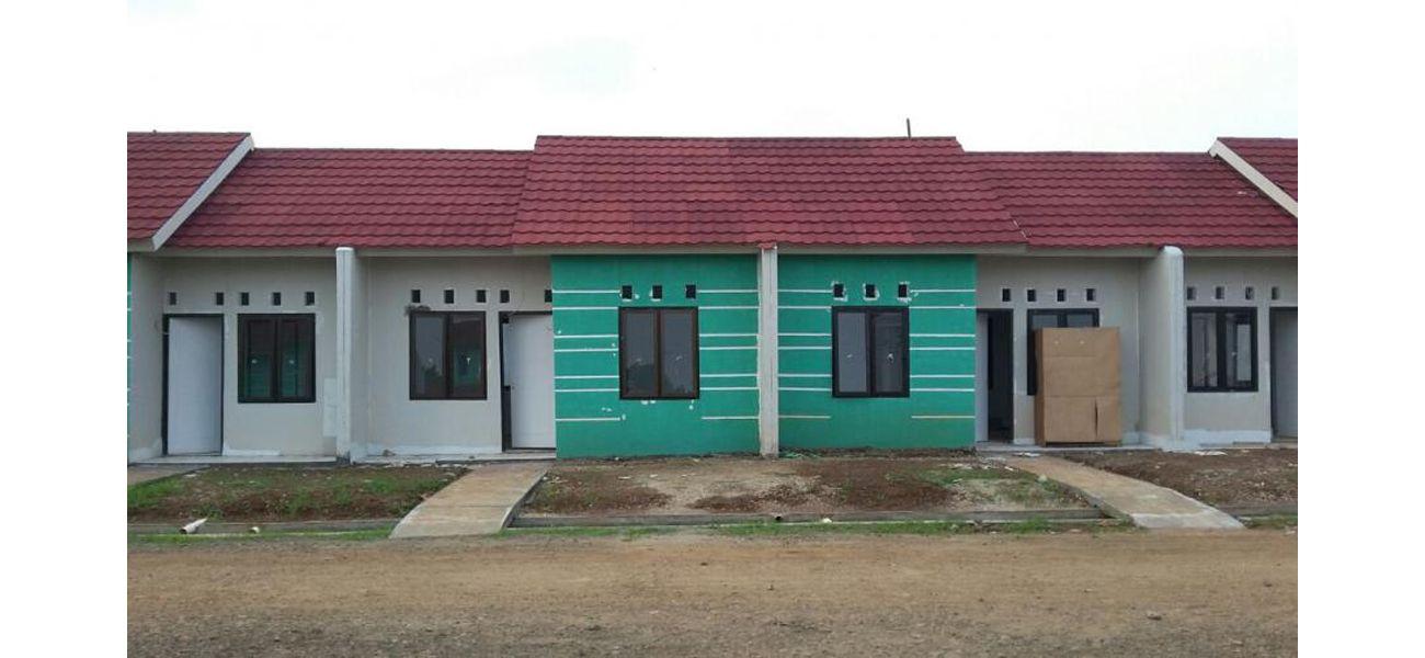 Residensial Green Citayam City Tipe 27/72 di Bogor