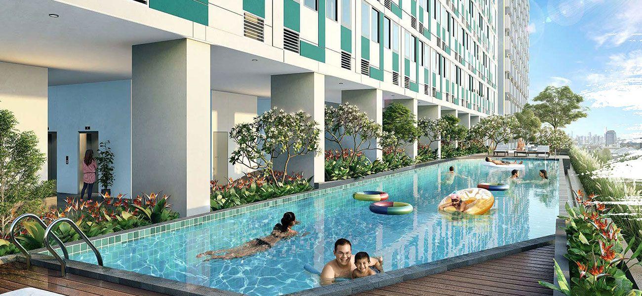 Residensial Grand Kamala Lagoon di Bekasi