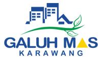 Logo Rukost dan Ruko Galuh Mas Karawang