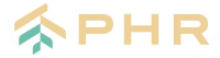 Logo PHR at Prima Harapan Regency