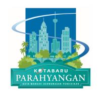 Logo Cluster Tatar Lokacitra at Kota Baru Parahyangan