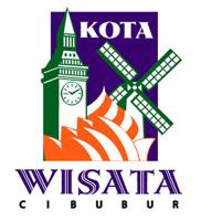 Logo Visalia at Kota Wisata Cibubur