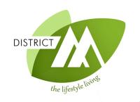 Logo District M
