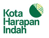 Logo Alindra at Kota Harapan Indah