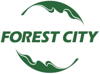 Logo Forest City - Malaysia