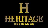 Logo Heritage Residence at Puri 11