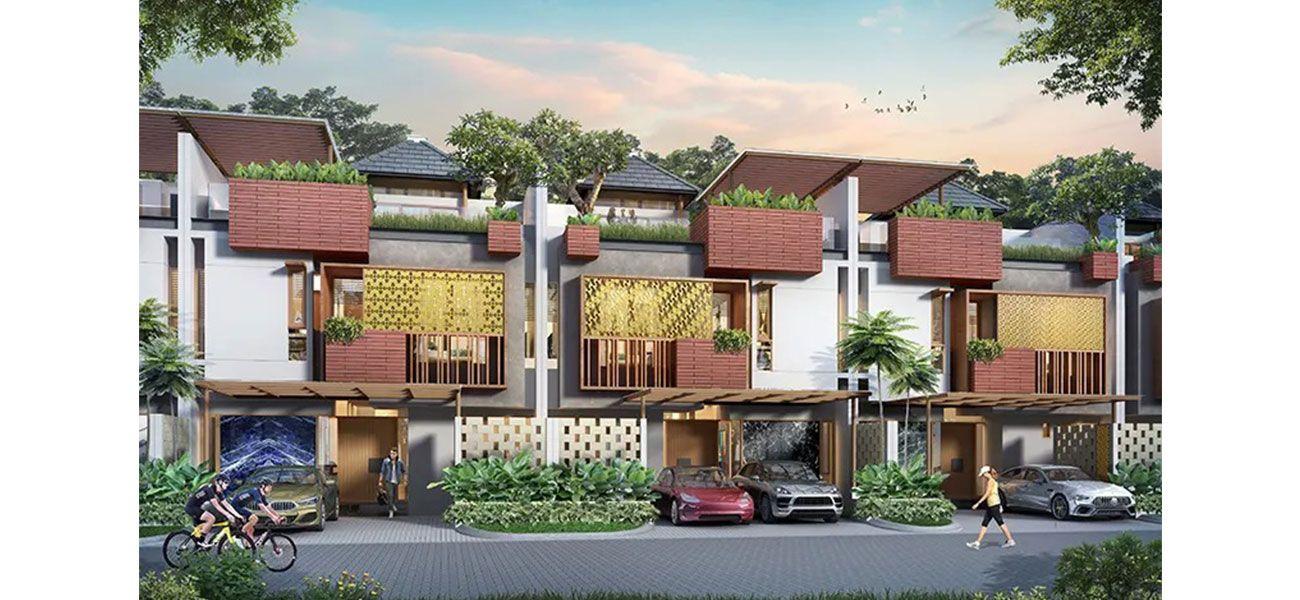 Residensial Heritage Residence at Puri 11 di Tangerang