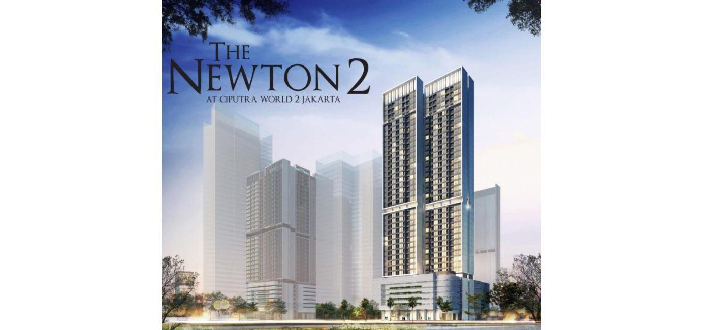 Residensial Newton 2 at Ciputra World 2 di Jakarta Selatan