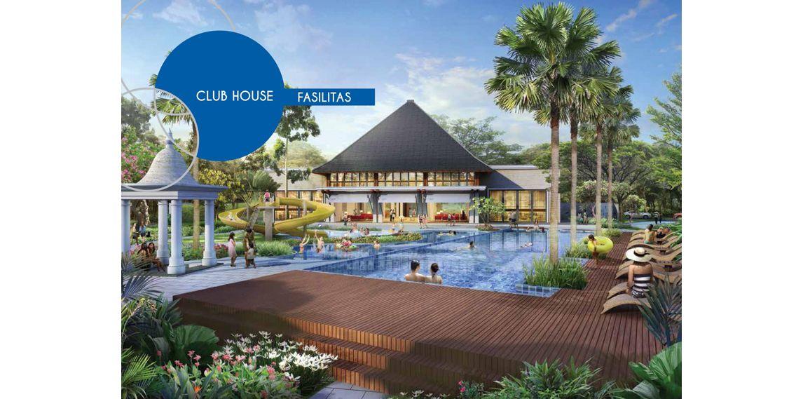 Residensial Citraland Cibubur Tipe Attaleya 1 di Bogor