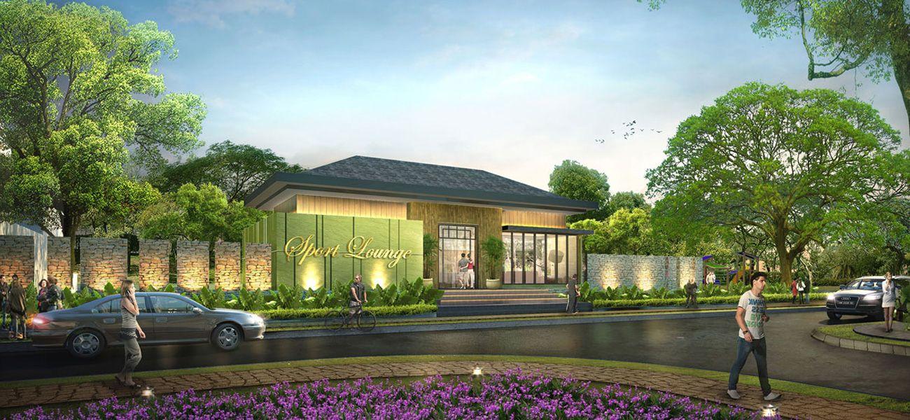 Residensial Suvarna Sutera di Tangerang