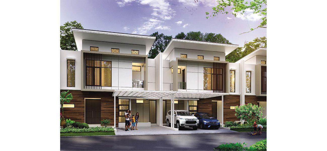 Residensial Jakarta Garden City di Jakarta Timur