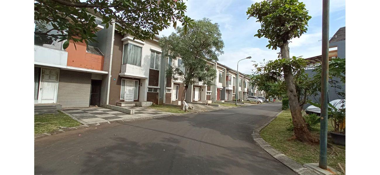 Residensial Kota Modern Cluster Navara Tipe 67  di Tangerang