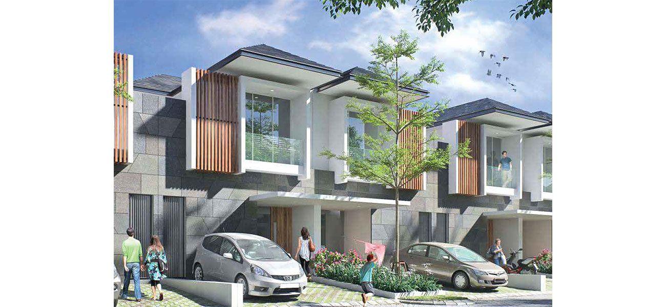 Residensial Royal Residence di Surabaya