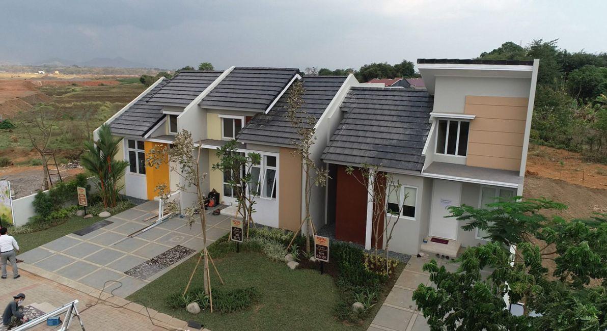 Residensial Royal Sentraland at BTP di Makassar