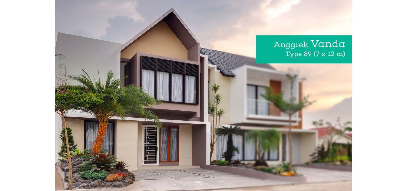 Residensial Perumahan Mayfair Residence di Medan