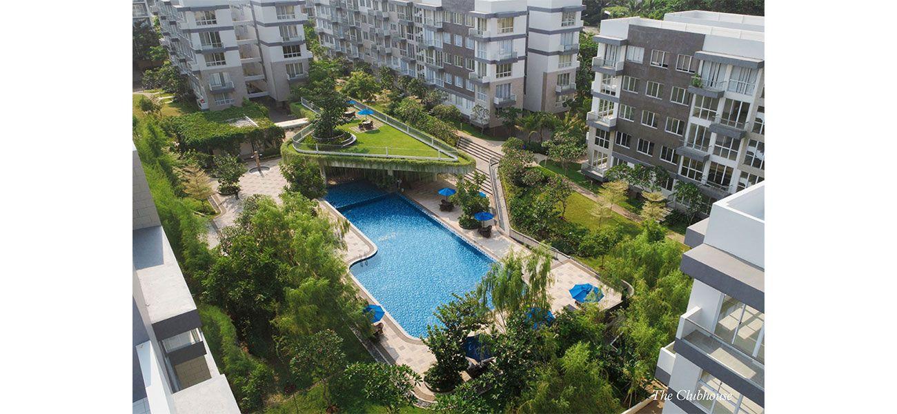 Residensial Rainbow Springs di Tangerang