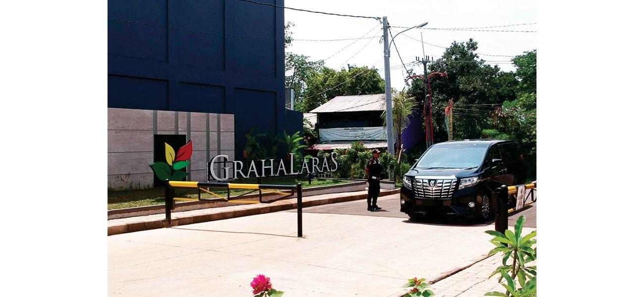 Residensial Graha Laras Sentul di Bogor