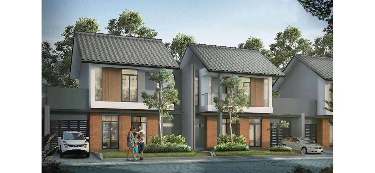 Residensial Kota Baru Parahyangan di Bandung