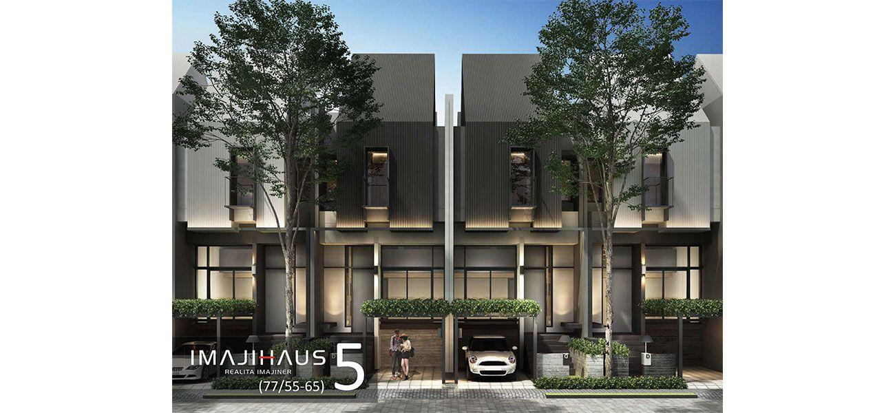 Residensial BSD City – Imajihaus di Tangerang