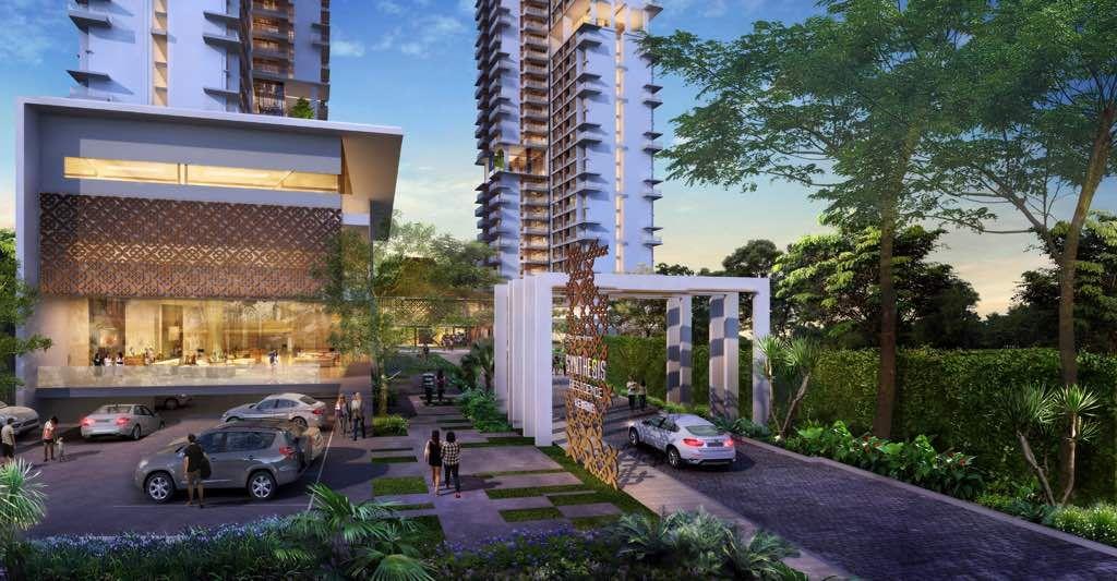Residensial Synthesis Residence Kemang di Jakarta Selatan