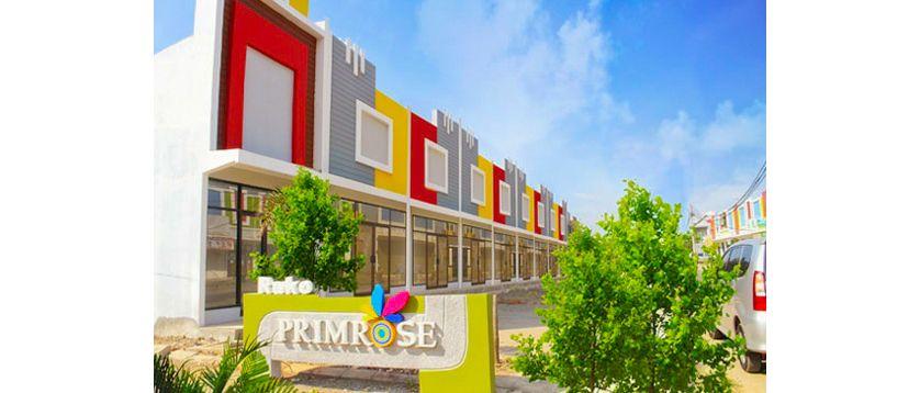 Residensial & Komersial Rukost dan Ruko Galuh Mas Karawang di Karawang