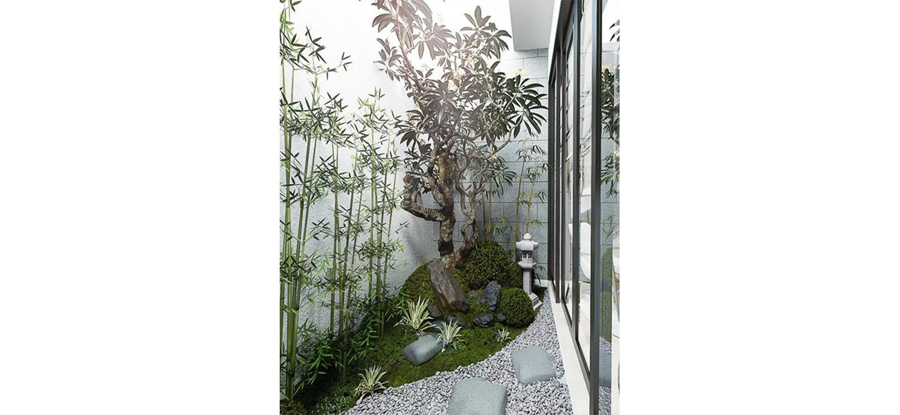 Residensial Go-Home Residence Tipe Niji di Tangerang