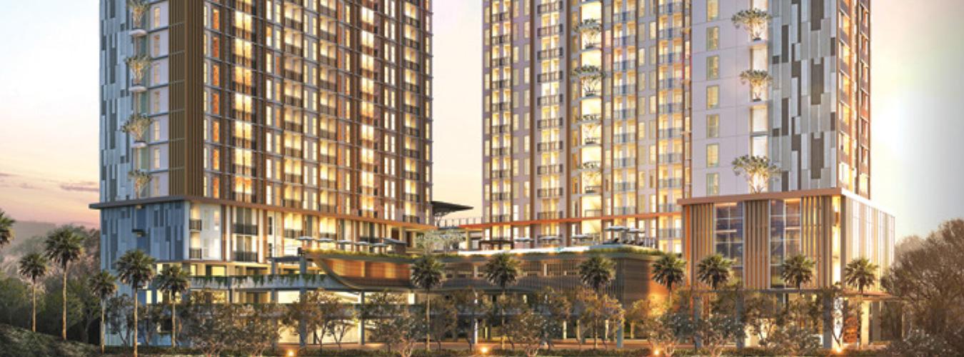 Residensial U District Apartment di Bandung