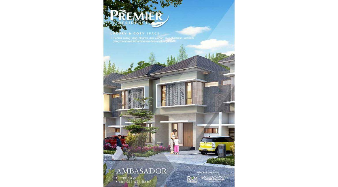 Residensial Premier Residence at RKM Tanjung Bunga di Makassar