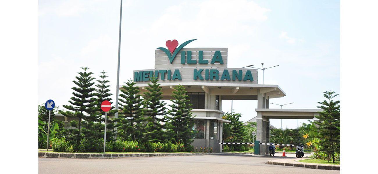 Residensial Villa Meutia Kirana di Bekasi