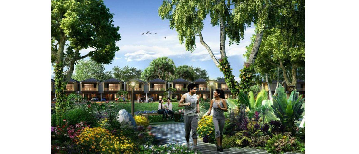 Residensial Golden Stone di Tangerang