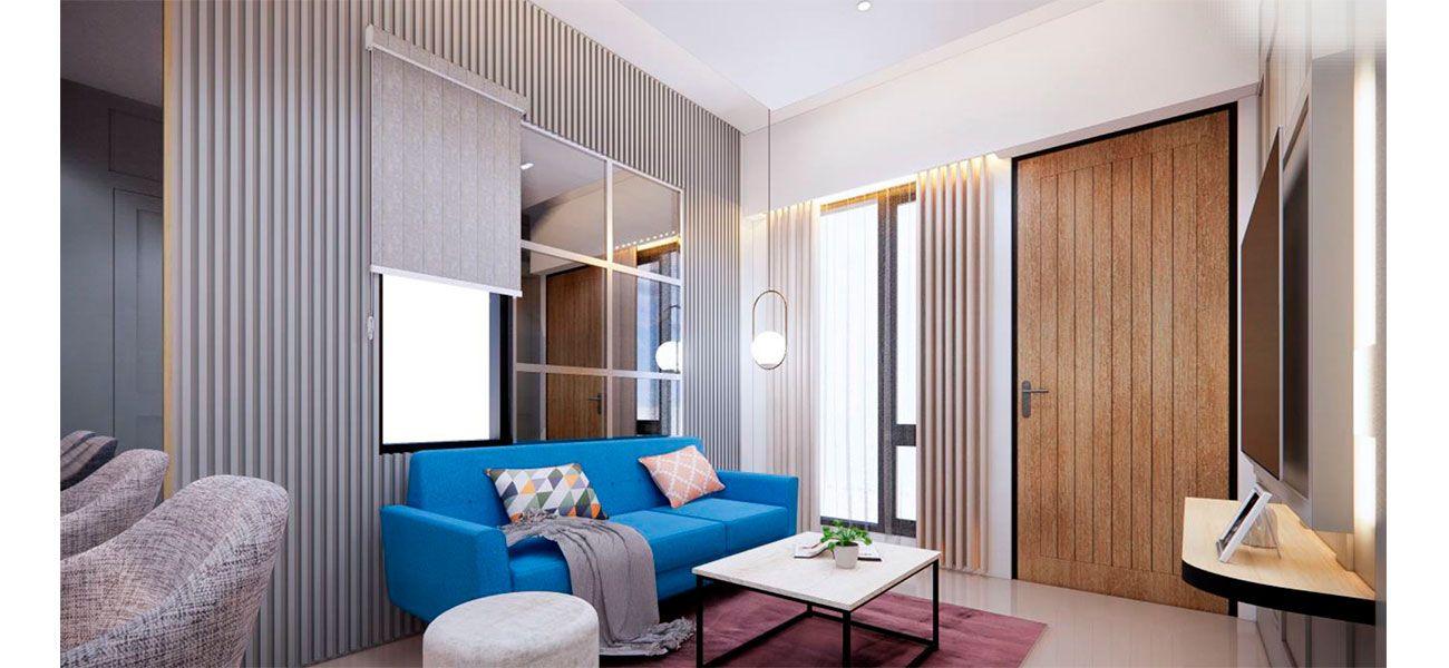 Residensial Kota Sutera – Cluster Albizia Tipe 69  di Tangerang