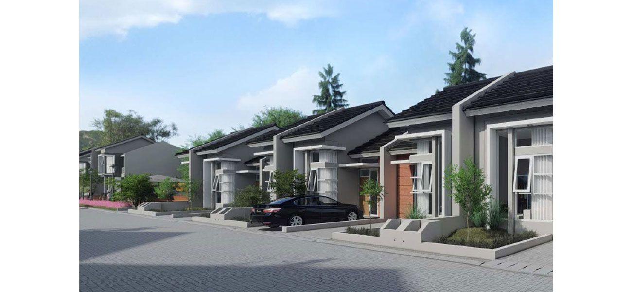 Residensial Nevada Downtown di Bandung
