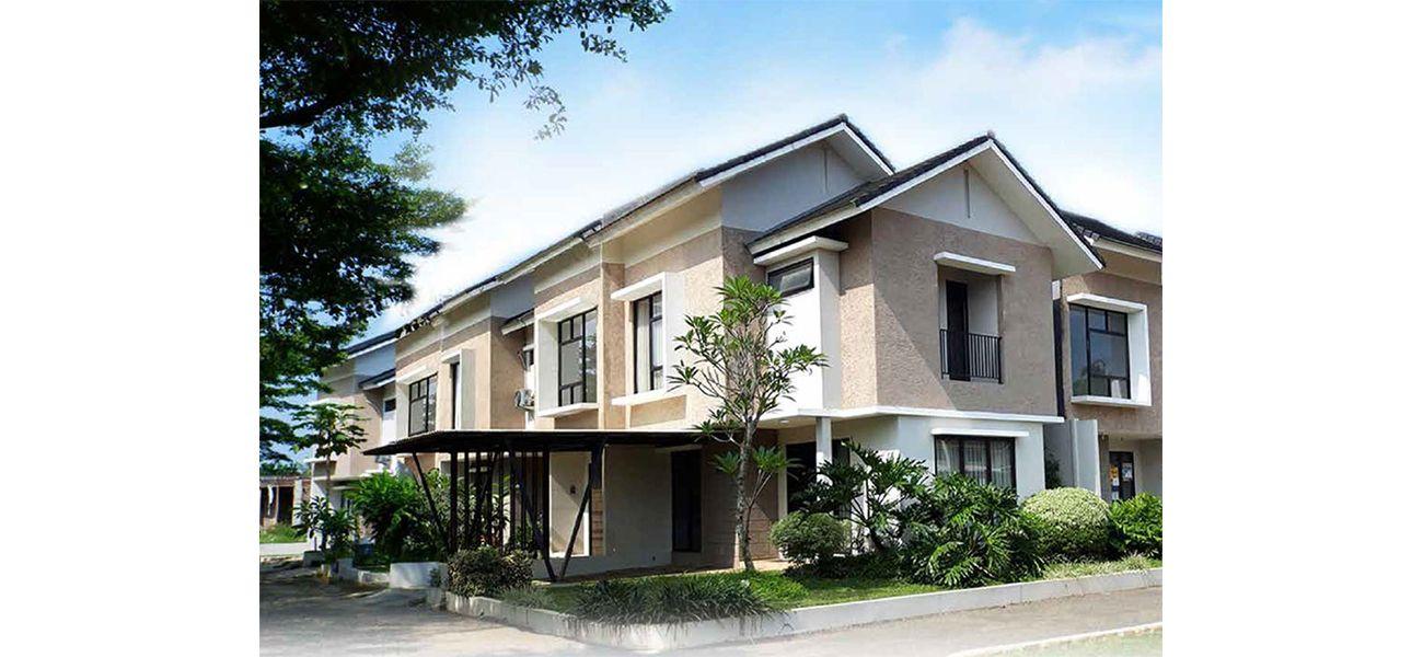 Residensial & Komersial Jade Park 2 Tipe Diamond Hook di Bogor