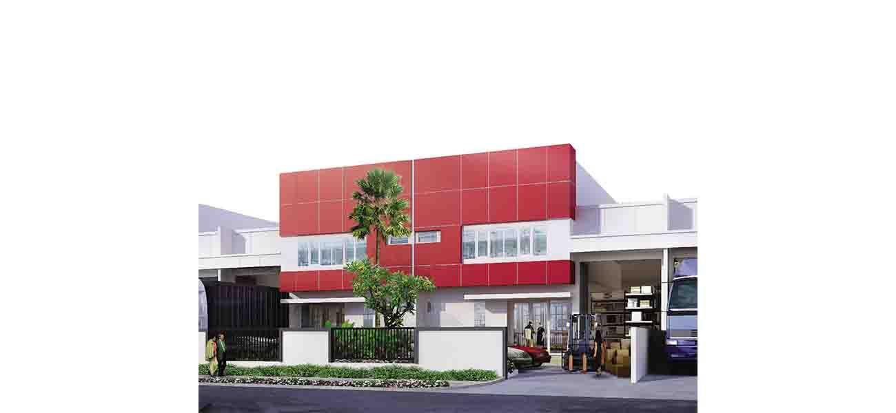 Komersial Jababeka Industri di Bekasi