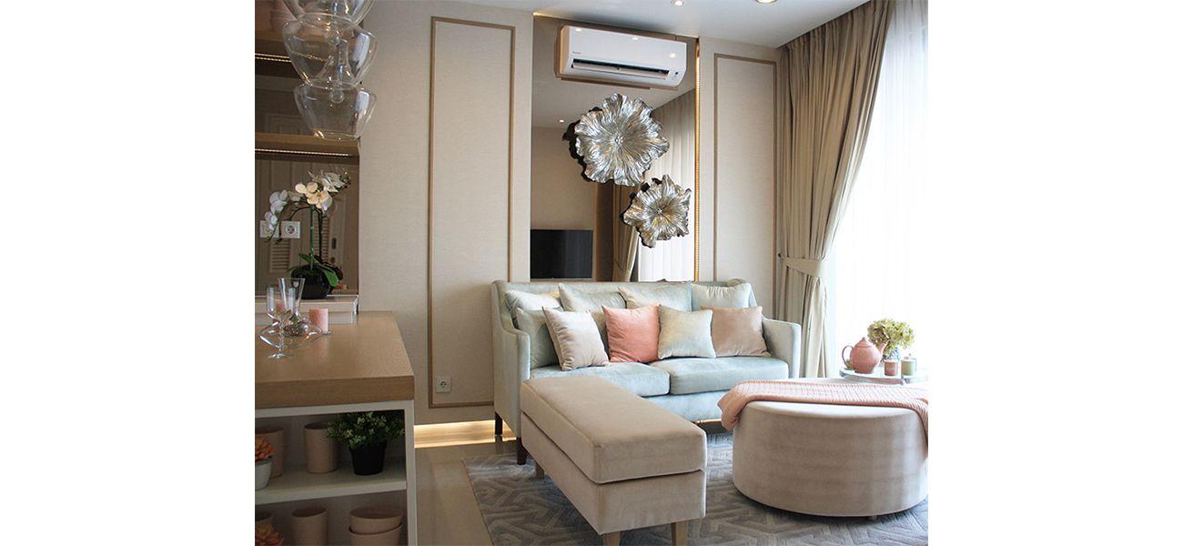 Residensial Paddington Heights Unit 3 BR Compact di Tangerang