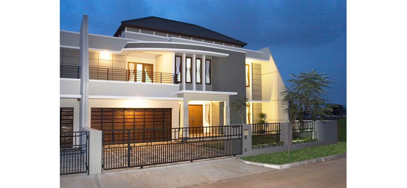 Residensial Villa Meutia Kirana Tipe Anggrek di Bekasi