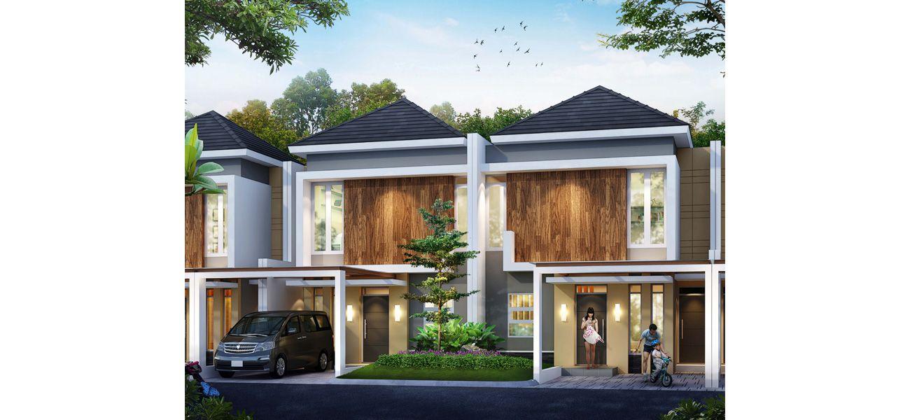 Residensial Metland Transyogi Tipe Forster di Bogor