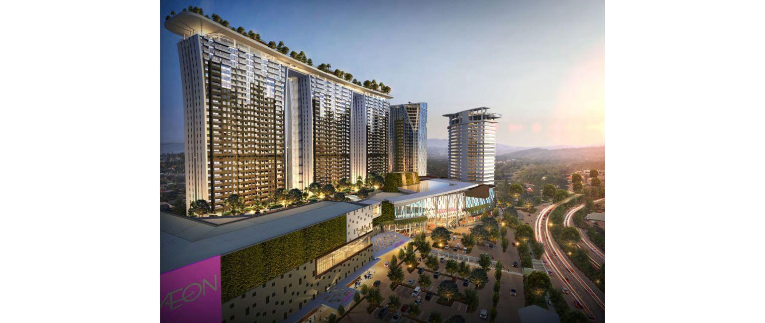 Residensial Opus Park Apartemen at Sentul City di Bogor