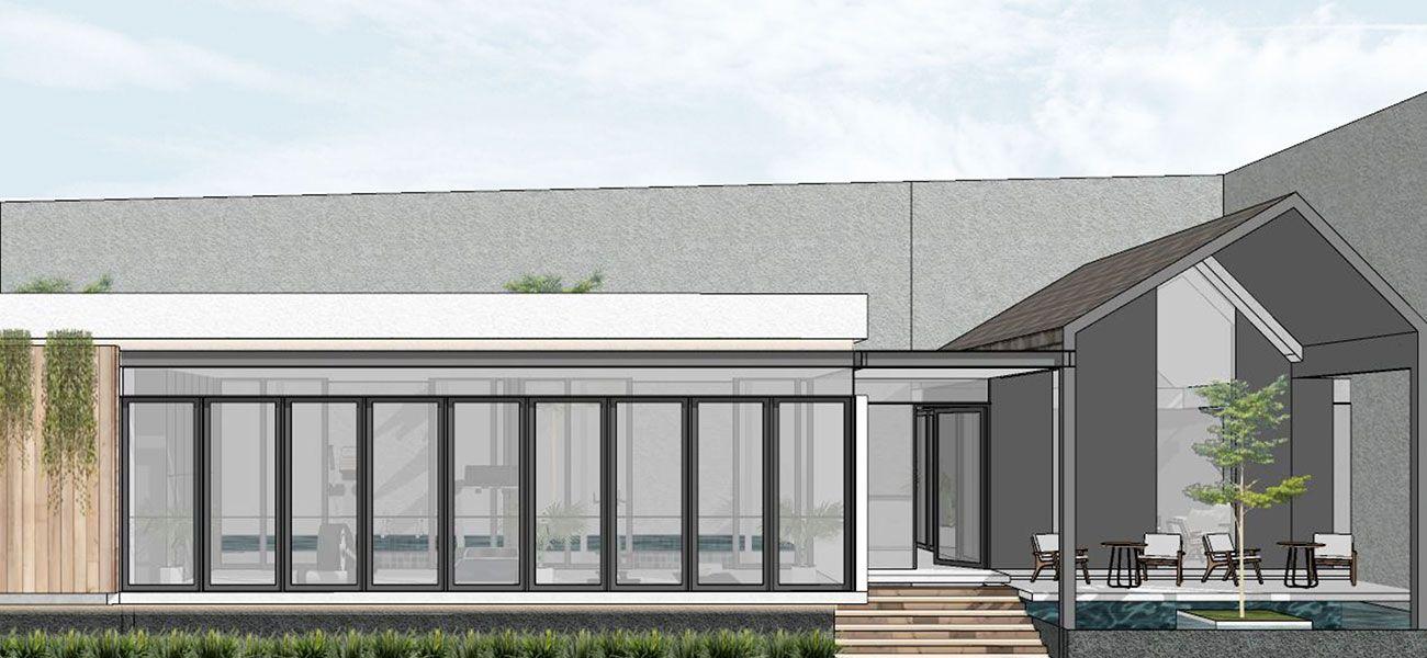 Residensial Clarity House di Tangerang Selatan